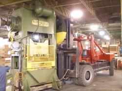 28,000 lb stamping press